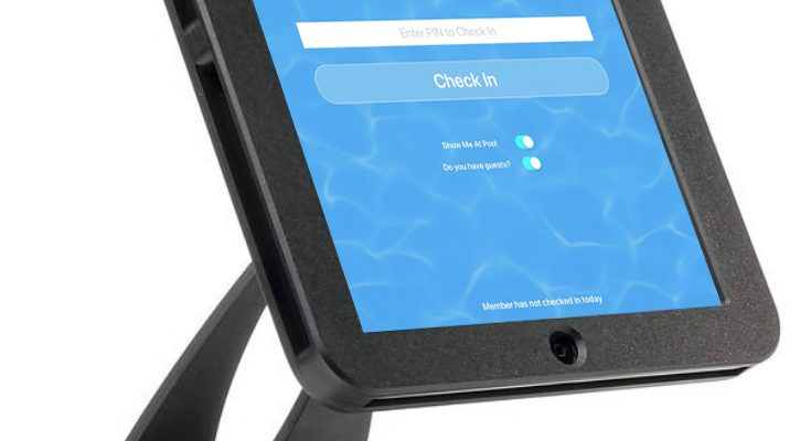 ipad check-in software